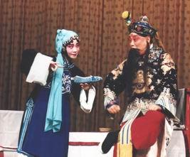 重新上传2001与张学津老师合演《汾河湾》视频 - 龙女 - 龙乃馨的博客